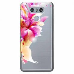 Etui na LG G6 - Bajeczny kwiat.