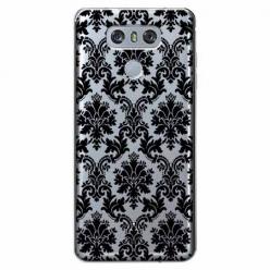 Etui na LG G6 - Damaszkowa elegancja.