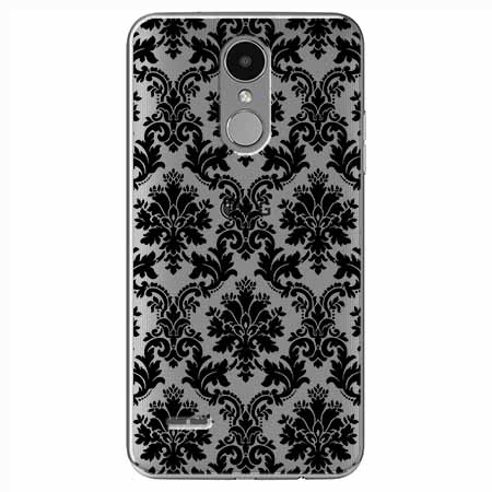 Etui na LG K4 2017 - Damaszkowa elegancja.