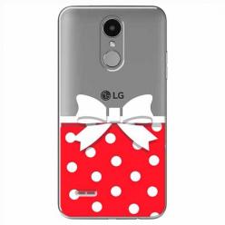 Etui na LG K4 2017 - Gustowna kokardka.
