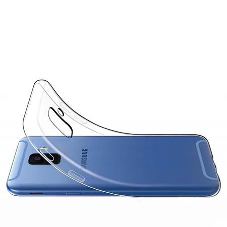 Etui na Samsung Galaxy A6 2018 - Podniebne jednorożce.