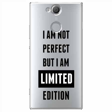 Etui na Sony Xperia XA2 - I Am not perfect…