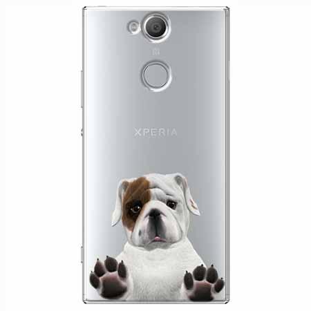 Etui na Sony Xperia XA2 - Słodki szczeniaczek.