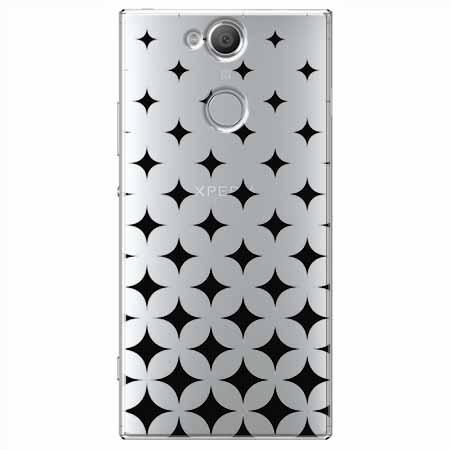 Etui na Sony Xperia XA2 - Diamentowy gradient.
