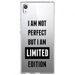Etui na Sony Xperia L1 - I Am not perfect…