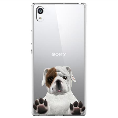 Etui na Sony Xperia L1 - Słodki szczeniaczek.
