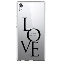 Etui na Sony Xperia L1 - All you need is LOVE.