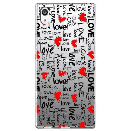 Etui na Sony Xperia XA1 Ultra - Love, love, love…