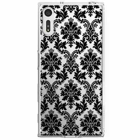 Etui na Sony Xperia XZ - Damaszkowa elegancja.