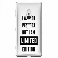 Etui na Sony Xperia XZ2 - I Am not perfect…