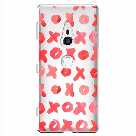 Etui na Sony Xperia XZ2 - XO XO XO.