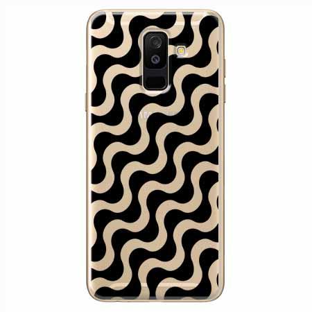 Etui na Samsung Galaxy A6 Plus 2018 - Zafalowane.