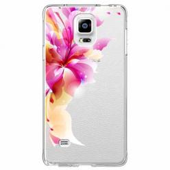 Etui na Samsung Galaxy Note 4 - Bajeczny kwiat.