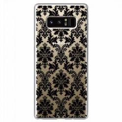 Etui na Samsung Galaxy Note 8 - Damaszkowa elegancja.