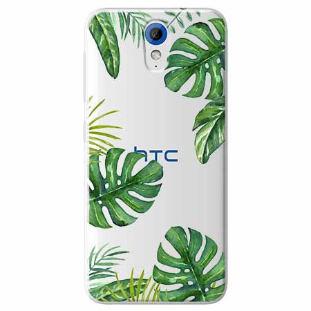Etui na HTC Desire 620 - Welcome to the jungle.