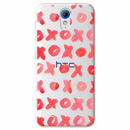 Etui na HTC Desire 620 - XO XO XO.