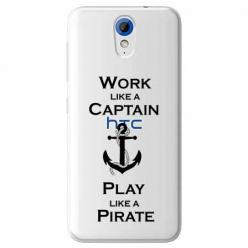 Etui na HTC Desire 620 - Work like a Captain…