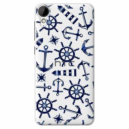Etui na HTC Desire 825 - Ahoj wilki morskie.
