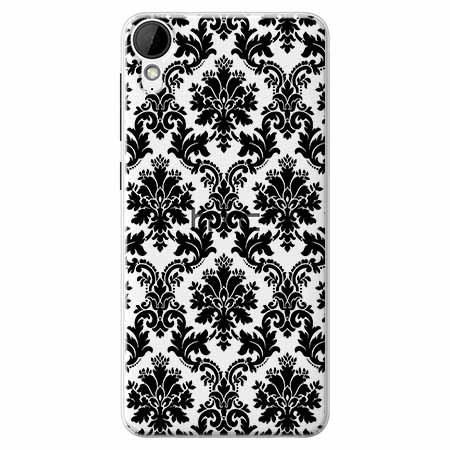 Etui na HTC Desire 825 - Damaszkowa elegancja.