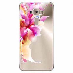 Etui na Zenfone 3 - Bajeczny kwiat.