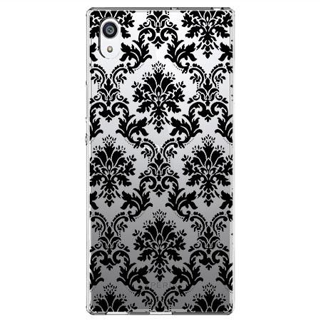 Etui na Sony Xperia E5 - Damaszkowa elegancja.