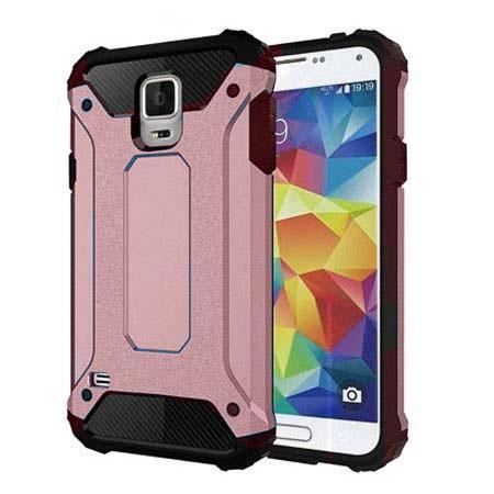 Pancerne etui na Samsung Galaxy S5 / S5 Neo - Różowy