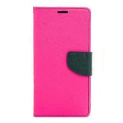 Etui na Huawei P9 Lite Fancy Wallet - Różowy