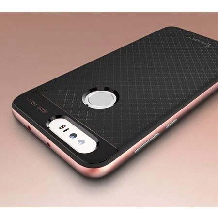 Etui na Huawei Honor 8 bumper Neo - Różowy.