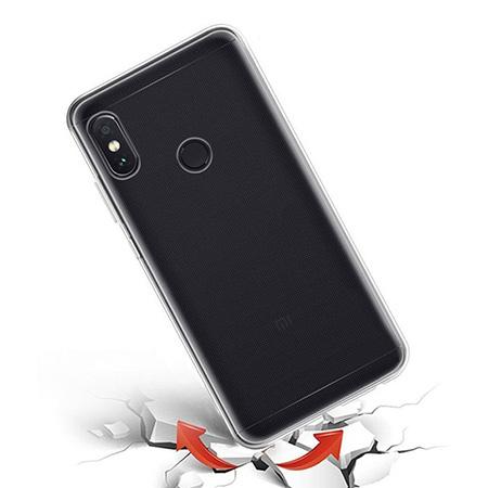 Etui na Xiaomi Redmi Note 5 Pro - silikonowe, przezroczyste crystal case.