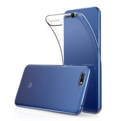 Etui na Huawei Y5 2018 - silikonowe, przezroczyste crystal case.