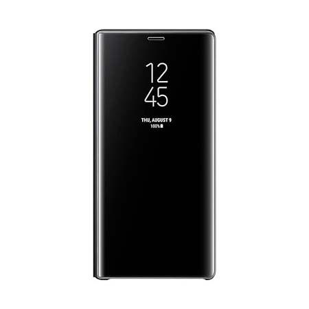 Oryginalne etui na Samsung Galaxy Note 9 - Clear View Czarny