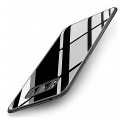 Etui na Samsung Galaxy S8 Plus - GLAZZ Kejs - Czarny