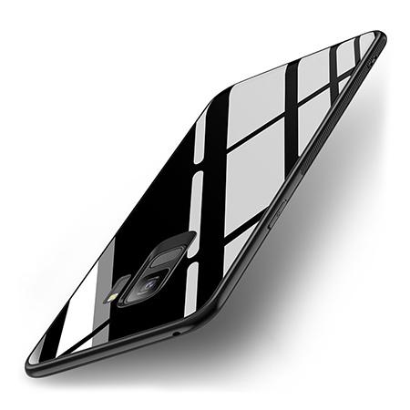 Etui na Samsung Galaxy S9 - GLAZZ Kejs - Czarny