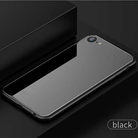 Etui na Apple iPhone 8 - GLAZZ Kejs - Czarny