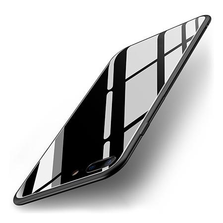 Etui na Apple iPhone 7 Plus - GLAZZ Kejs - Czarny