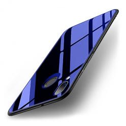 Etui na Huawei P20 Lite - GLAZZ Kejs - Niebieski