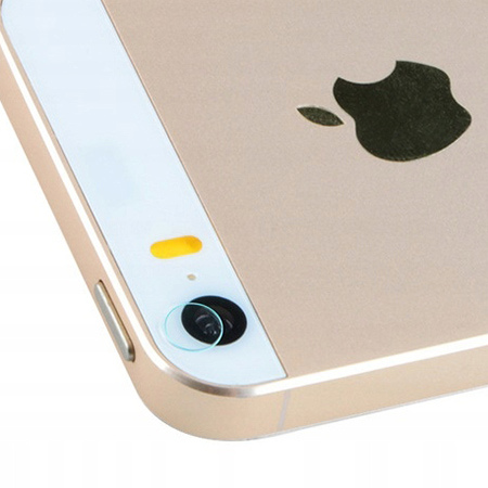 Hartowane szkło na aparat, kamerę z tyłu telefonu iPhone SE