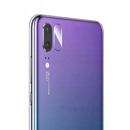 Hartowane szkło na aparat, kamerę z tyłu telefonu Huawei P20