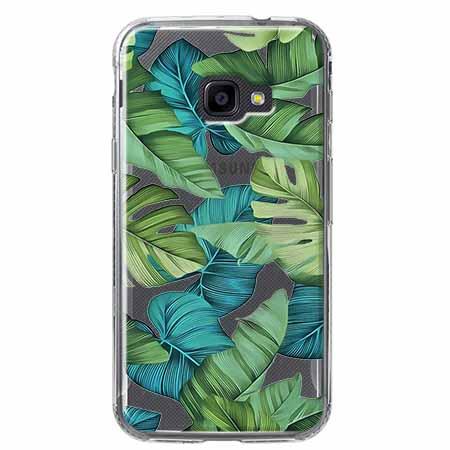 Etui na Samsung Galaxy Xcover 4 - Wyprawa do jungli.