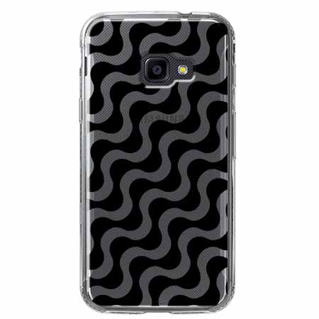 Etui na Samsung Galaxy Xcover 4 - Zafalowane.