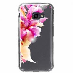 Etui na Samsung Galaxy Xcover 4 - Bajeczny kwiat.