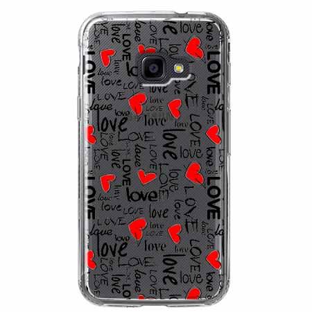 Etui na Samsung Galaxy Xcover 4 - Love, love, love…