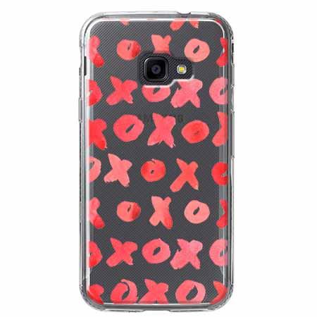 Etui na Samsung Galaxy Xcover 4 - XO XO XO.