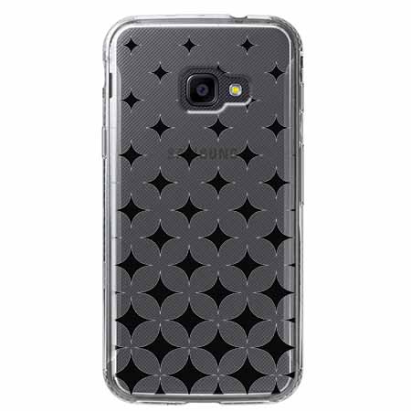Etui na Samsung Galaxy Xcover 4 - Diamentowy gradient.
