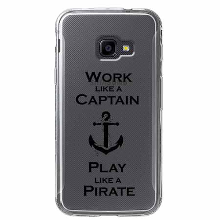 Etui na Samsung Galaxy Xcover 4 - Work like a Captain…