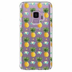 Etui na Samsung Galaxy S9 - Ananasowe szaleństwo.