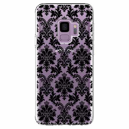Etui na Samsung Galaxy S9 - Damaszkowa elegancja.