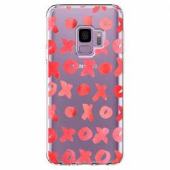 Etui na Samsung Galaxy S9 - XO XO XO.