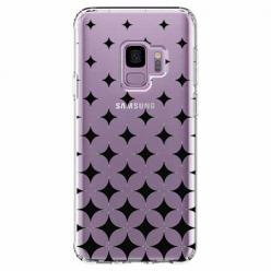 Etui na Samsung Galaxy S9 - Diamentowy gradient.