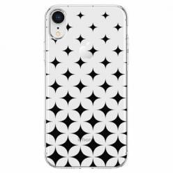 Etui na telefon Apple iPhone XR - Diamentowy gradient.